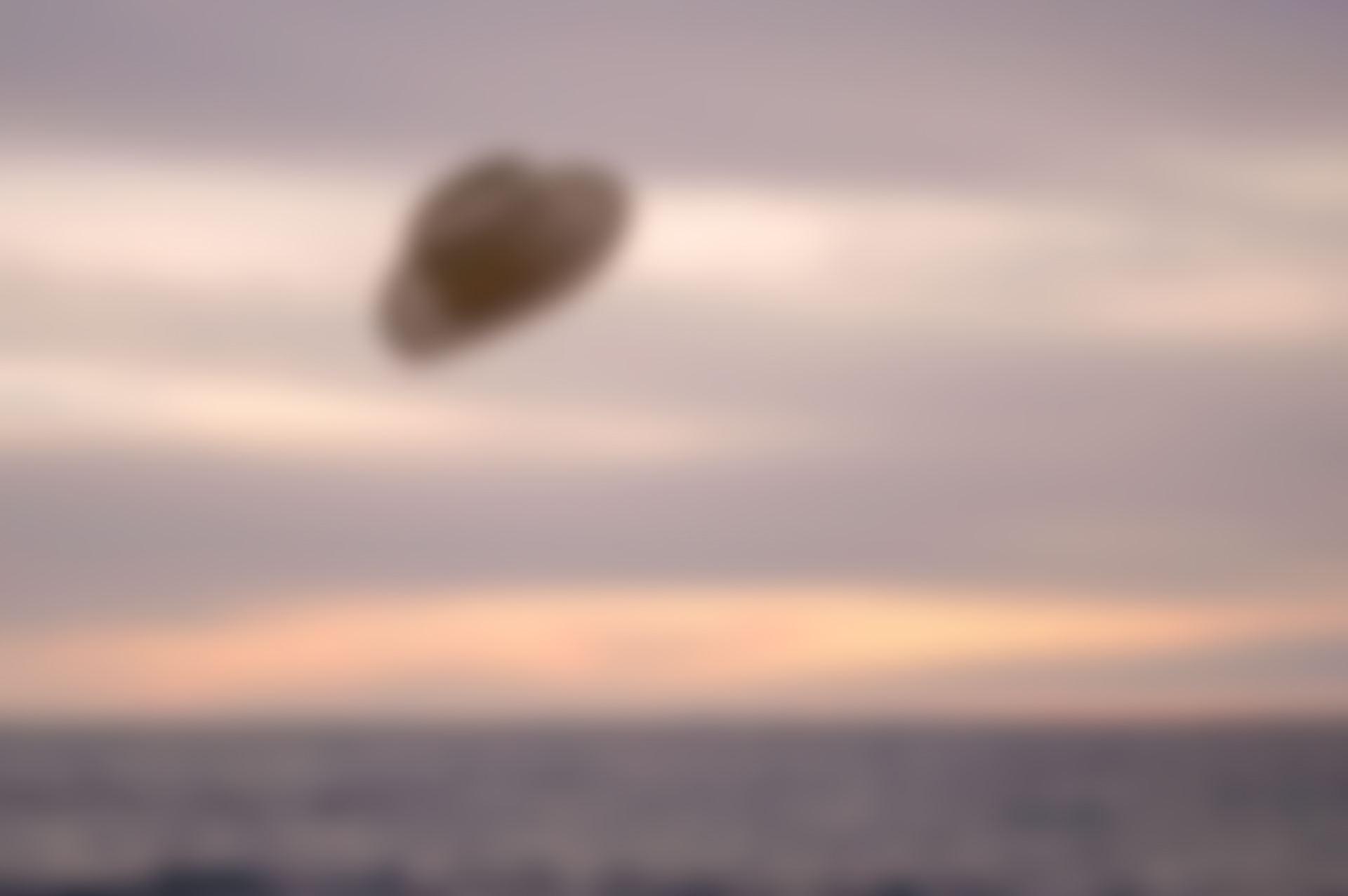 Flying hat